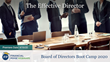 "Financial Poise™ Announces ""The Effective Director"" a New Webinar Premiering April 16th at 2:00 PM CST through West LegalEdcenter™"