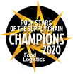 Food Logistics Rock Stars of the Supply Chain Champions 2020