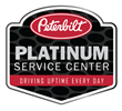 Several TLG Peterbilt Service Locations Awarded Platinum Service Center Status