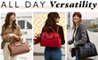 "Crowdfunders Carry 'The All Day Bag' Past the $400,000 Mark as Presales of the ""Multitasking Masterpiece"" Enter Final Week on Kickstarter"