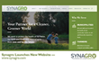 Synagro Invites Municipalities, Farmers and Communities to Visit Newly Launched Website