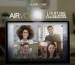Lume Cube Makes It Easier For Remote Workers To Video Conference and Collaborate during the new Work-From-Home trends