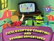 "Author Gaston Boisson's new book ""Ticklecopter: Counting and Rhyming Adventures"" is a charming and educational story for young children"