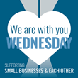 Herrling Clark Law Firm launches #We're With You Wednesday to help local small businesses