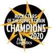 Jeremy Hudson Named to the 2020 Food Logistics Champions: Rock Stars of the Supply Chain