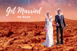Get Married for Free on Mars with Out of This World Wedding Package