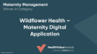 Wildflower Health Wins Health Value Award for Maternity Management