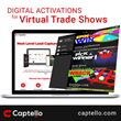 Captello Releases Digital Activations for Virtual Trade Show Platforms