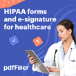 pdfFiller Offers 3 Free Months of Their HIPAA Compliant Paperless Workflow Solution to All US-Based Healthcare Institutions
