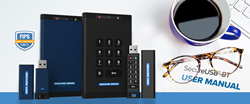 SecureDrive line of products are an essential tool for telecommuting and teleworking.