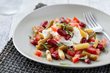 READ's Caprese Bean Salad for One is perfect for a quick lunch or snack