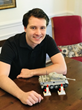 LEGO Engineer Shows How Stertil-Koni Lifts Rise to the Occasion