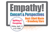 "Weekly Virtual ""Empathy! Concert and Perspectives"": Live Video Session from Elliott Masie and Broadway Stars on Friday, April 17"