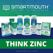 SmartMouth Oral Health Laboratories Unveils Their Latest Technology For All Who Have Zinc On The Brain: Introducing The Only Oral Care Brand With Activated Zinc Ions