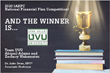 Utah Valley University Wins IARFC National Financial Plan Competition