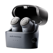 Audio-Technica QuietPoint® Wireless Active Noise-Cancelling In-Ear Headphones with Charging Case