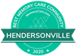 MemoryCare.com Names the Best Facilities for Senior Memory Care in Hendersonville, TN