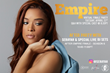 "FOX's ""Empire"" Star Serayah McNeill Celebrates The Show's Final Season On Instagram Live With Dr. Sebi's Cell Food"