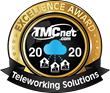 LionOBytes Awarded 2020 TMCnet Teleworking Solutions Excellence Award
