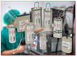 Cornell Dubilier Introduces Type Q, Defibrillator Capacitors Which Offer High Energy Density, and are Available in Multiple Packaging Options