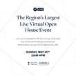 William Pitt-Julia B. Fee Sotheby's International Realty  Hosts Region's Largest Virtual Open House Event