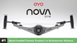 OYO Fitness' NOVA Gym Becomes Highest Funded Fitness Product Ever on Kickstarter