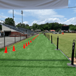 Shaw Sports Turf Helps With Creative Graduation Ceremony