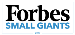 Forbes' fifth annual Small Giants List spotlights