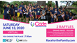 Join the 15th Annual Cade Foundation 'Race for the Family' to Raise Funds in Support of Grants of Up to $10,000 for Fertility Treatment from SGF and Adoption