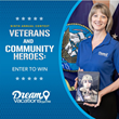 Military Veterans and Community Heroes Can Enter-to-Win Free Work-From-Home Travel Agency Franchise from Dream Vacations this Military Appreciation Month