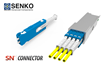 SENKO Announces Major Advancements in the Adoption of SN® Connectors and Transceivers