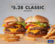 Wayback Burgers Offers BIG Deals for National Hamburger Day