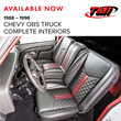 TMI Automotive Products, Inc. Releases New Chevy OBS Truck Interior Line