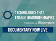"Biocompare Releases Documentary on ""Technologies That Enable Immunotherapies"""