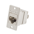 L-com Unveils New Category 8 Tool-less Keystone Jacks and Field Term RJ45 Plug with PoE++ Compliance