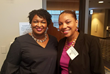 Stacey Abrams and MOBB United Founder, Depelsha McGruder