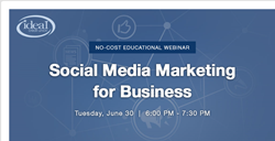 Ideal CU Offering Social Media Marketing for Business Workshop