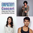 Empathy Concert Featuring Broadway Stars & Hosted by Elliott Masie – Friday, June 12th at 4 pm ET