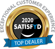SATISFYD Announces Its Annual List of Top Dealer Award Winners for Highest Customer Satisfaction in the Industry