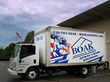 Sam Boak of Boak & Sons, Inc. Expands Fleet with New Box Trucks and a Special Thanks to Military