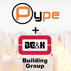 BE&K Build Group and Pype