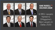Six Kane Russell Coleman Logan Attorneys Named to D Magazine's 2020 List of Best Lawyers in Dallas