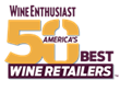 Benchmark Wine Group Named One Of The 50 Best Wine Retailers In America By Wine Enthusiast Magazine