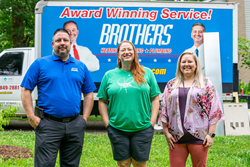 Brothers Heating Cooling And Plumbing Surprises Healthcare Hero