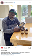 "Cedric The Entertainer Turns to ""Dr. Sebi's Cell Food"" for At-Home Wellness"