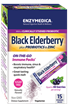 Enzymedica's New Black Elderberry Plus Probiotics and Zinc Promotes Respiratory Tract Health and Provides Immune Support Using the Highest Quality Elderberry in the World