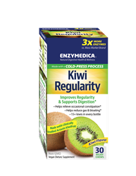 constipation, dietary supplements, vitamins, regularity, laxatives, new products for constipation, constipation relief, Kiwi