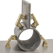 IMI Introduces Magnetic V-Pad Clamps for Welders, Offering Fast and Versatile Holding Options