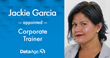 Jackie Garcia Appointed to Data Age Business Systems Corporate Trainer