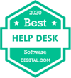 ProProfs Help Desk Named Best Help Desk Software for 2020 by Digital.com